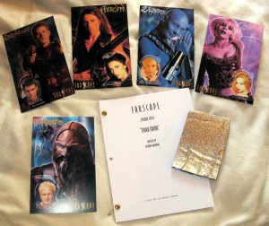 Farscape Auction Stuff