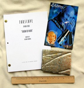 More Farscape auction stuff