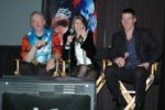 Ricky Manning, Claudia Black, Ben Browder